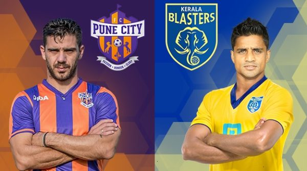 Kerala Blasters vs Pune City Live Streaming Football Match Preview, TV Channels, Kick Off Time