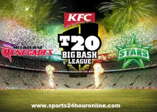 MLR vs MLS Live Streaming 26th Match Big Bash League 2017-18, TV Channels, Squads, Prediction