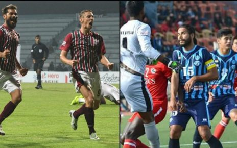 Mohun Bagan v Minerva Punjab Live Streaming Match Preview I-League Broadcast TV Channels, Kick Off Time