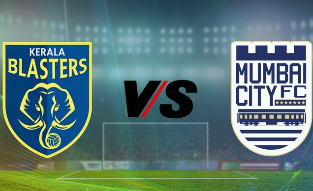 Mumbai City FC vs Kerala Blasters Live Streaming ISL Match Preview, Prediction, Head to Head, TV Channels