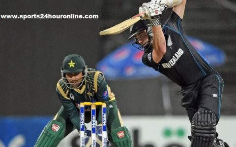 NZ vs PAK Live Stream 3rd T20 Cricket Match Preview Jan 28, 2018