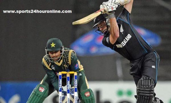 NZ vs PAK 2nd ODI Live Cricket Match