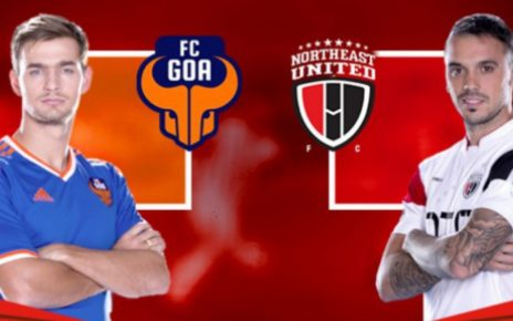 Northeast United vs Goa Live Streaming ISL Football Match Preview, TV Channels, Live Telecast, Kick Off Time