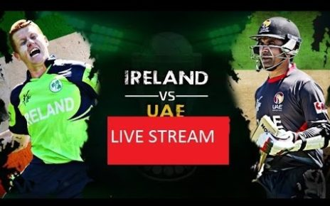 UAE vs IRE Live Streaming 2nd Match Preview, TV Channels, Live Commentary
