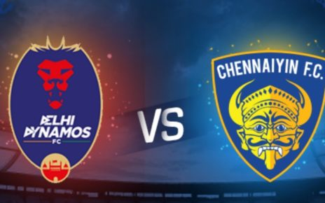 Chennaiyin vs Delhi Dynamos Live Streaming ISL Match Preview Today, TV Channels, Kick Off Time