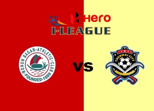 Mohun Bagan vs Chennai City Live Streaming I-League Football Match Preview, TV Channels, Kick Off Time