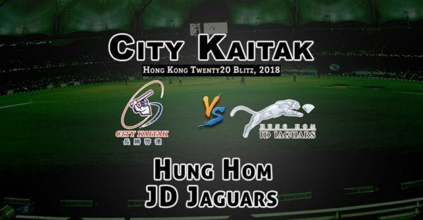 Kaitak vs HHJ Live Stream First Match - Hong Kong Twenty20 Blitz, 2018