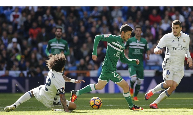 Leganes vs Real Madrid Live Streaming La Liga Football Match Preview IST Time