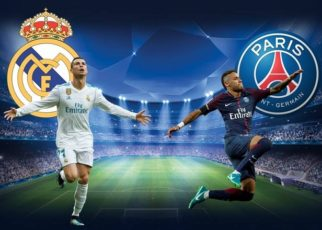 Real Madrid vs PSG Live Streaming TV Channels, IST Time, 07 March 2018