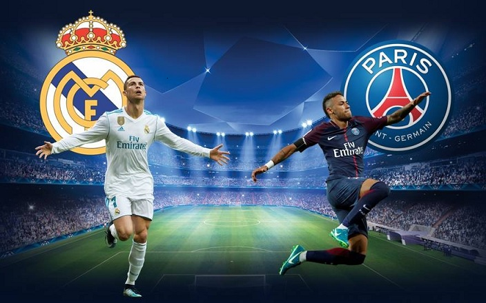 Real Madrid vs PSG Live Streaming TV Channels, Squads, Preview Information