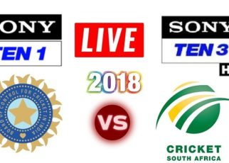 Sony Ten Live Broadcast India vs South Africa