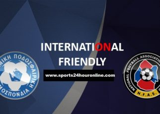 Greece vs Switzerland Live Streaming Friendlies Football Match Preview 23 March 2018