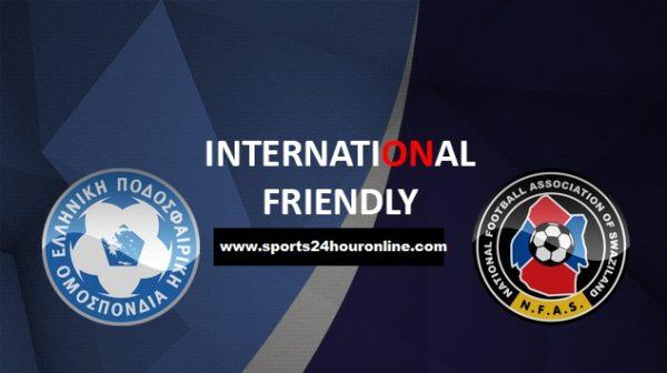 Greece vs Switzerland Live Streaming Friendlies Football Match Preview 23 March 2018