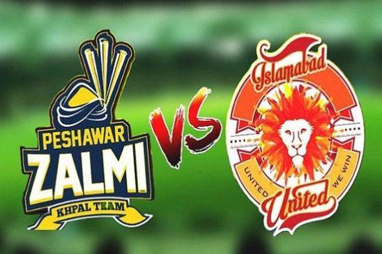 ISU vs PSZ Live Streaming Final Pakistan Super League 2018 - Islamabad United vs Peshawar Zalmi