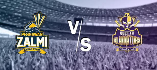 PSZ vs QTG Live Streaming Eliminator 1 Match PSL 2018 – Peshawar Zalmi vs Quetta Gladiators