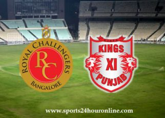 RCB vs KXIP Live Stream on Hotstar TV Channels IPL Match 8