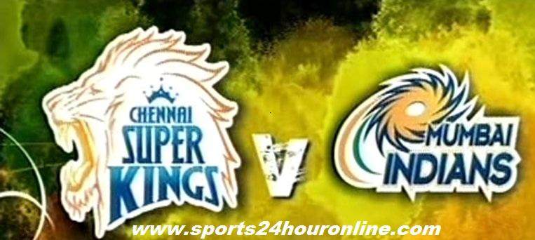 Mumbai Indians vs Chennai Super Kings Team Squads 07 April 2018 – IPL