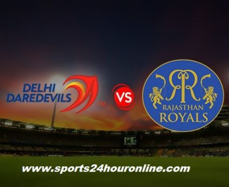 RR vs DD Live Streaming 6th Match IPL 2018