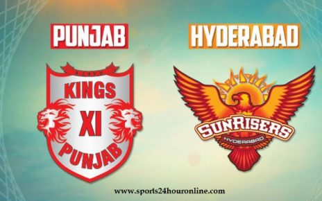 SRH vs KXIP Live Streaming 25th Match of IPL 2018 - Sunrisers Hyderabad vs Kings XI Punjab