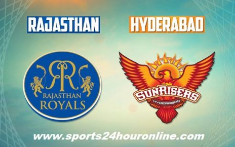 SRH vs RR Live Streaming 4th Match IPL 2018