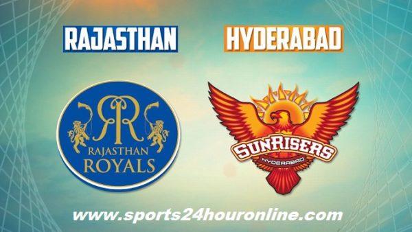 SRH vs RR Live Streaming 4th Match IPL 2018