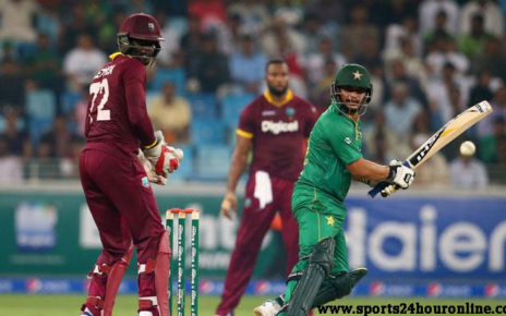 Pakistan vs West Indies 2nd Match Live Broadcast TV Channels, Time, Venue