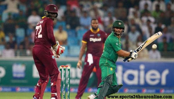 Pakistan vs West Indies 2nd Match Live Broadcast TV Channels, Time, Venue