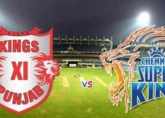 CSK vs KXIP 56th Match, Live Score, Team Squads, Who Will Won Chennai Super Kings vs Kings XI Punjab.