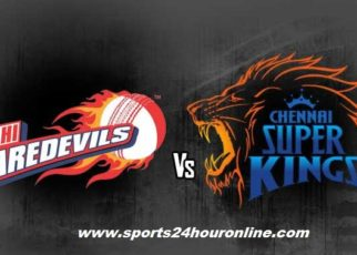 DD vs CSK Live Streaming Today IPL Match Score, TV Channels