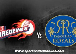 DD vs RR Live Streaming Indian Premier League 2018