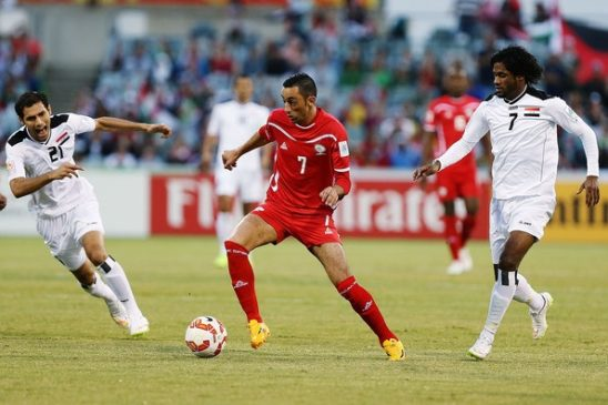 Iraq vs Palestine Live Streaming Football Match Preview 08 May 2018