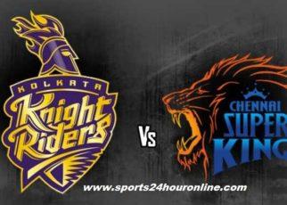 KKR vs CSK Live Streaming 33rd Match of IPL