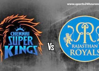 Rajasthan Royals vs Chennai Super Kings Today IPL Match Live Stream, TV Channels