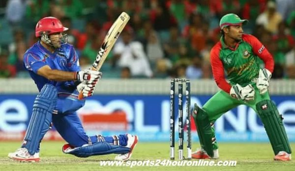 AFG vs BAN Live Stream First T20 Match 03 June 2018