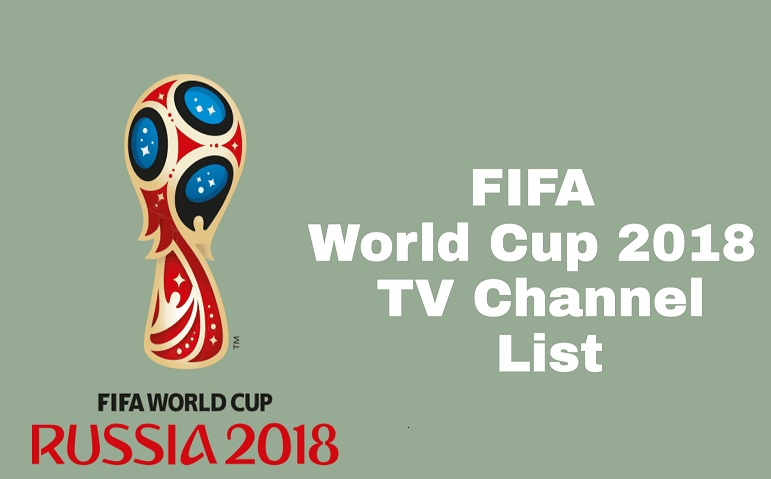 Fifa World Cup Official Broadcaster, TV Channels, Schedule 2018