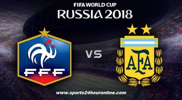 France vs Argentina Live Broadcast FIFA World Cup 2018, Live Stream, Venue, Kick Off Time