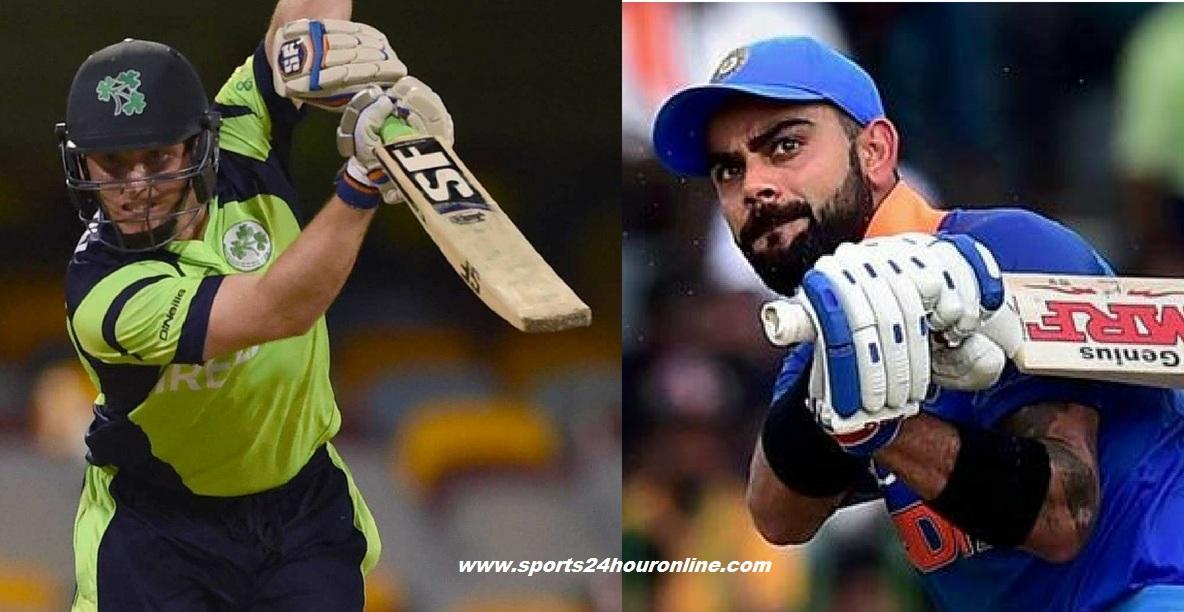 Ireland vs India Second T20 Live Stream - India Tour of Ireland 2018