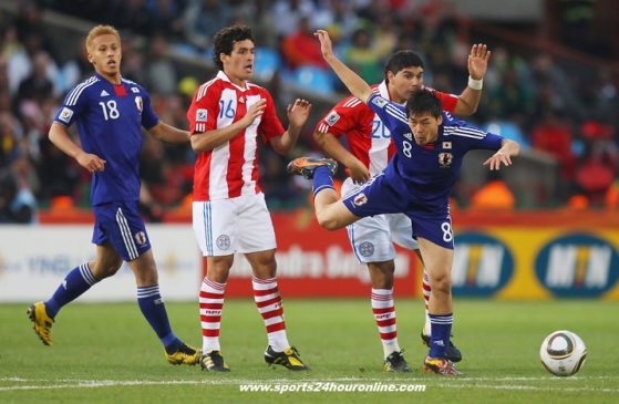 Japan vs Paraguay Live Streaming Friendlies Football Match 2018