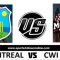 MNT vs CWIB Live Stream Fourth Match of Global T20 Canada 2018 – Montreal Tigers vs CWI B Team