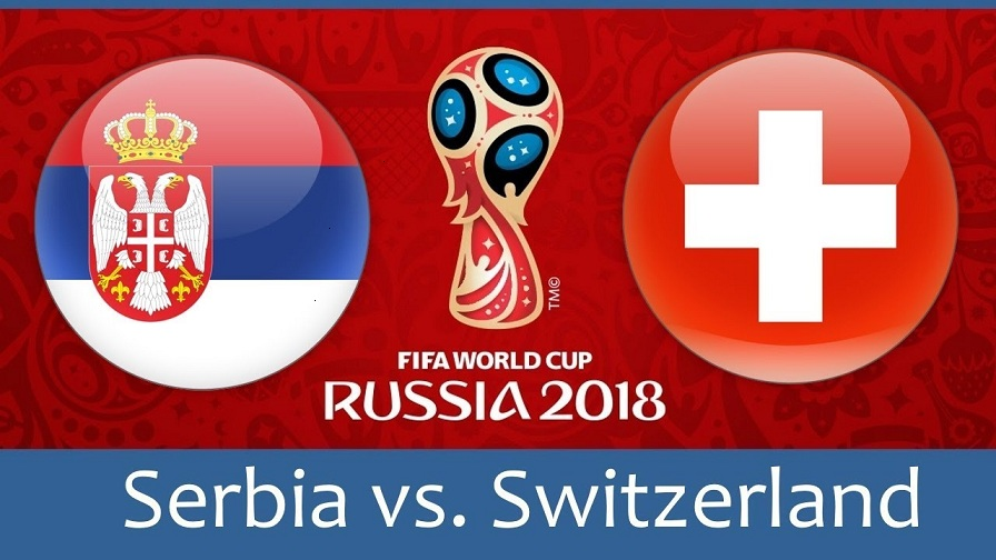 Serbia vs Switzerland Live Streaming Today FIFA World Cup Match