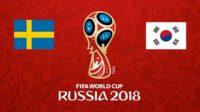 Sweden vs South korea Live Streaming, Preview, Kick Off Time, TV Channels, Broadcaster