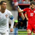 Portugal vs Iran Live Telecast India Time Today FIFA World Cup Match