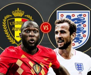 Belgium vs England Live Streaming Third Place of FIFA World Cup 2018