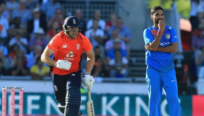 England vs India Third T20 Live Streaming Match of India Tour of England 2018