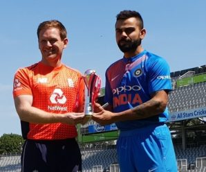 ENG vs IND Cricket Live Stream First ODI Match – England vs India 2018 Tickets