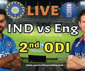 IND vs ENG Live Streaming 2nd ODI – India Tour of England 2018