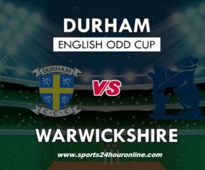Warks vs Dur Live Stream North Group T20 Blast 2018