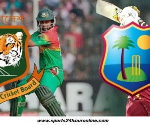 GTV Live Telecast WI vs BAN First ODI – Bangladesh tour of West Indies, 2018