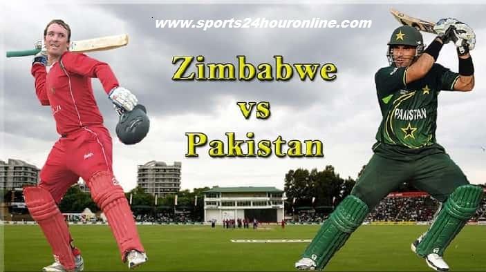 ZIM vs PAK Live Streaming First ODI - Pakistan tour of Zimbabwe, 2018