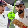 ENG vs IND Live Streaming First Test – India Tour of England 2018